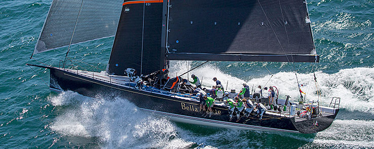 Bella Mente win 38th Annual Fort Lauderdale to Key West Race