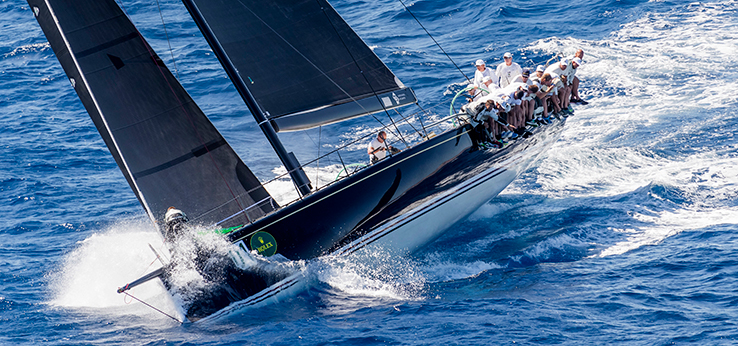 Bella Mente 2016 Maxi 72 World Champion